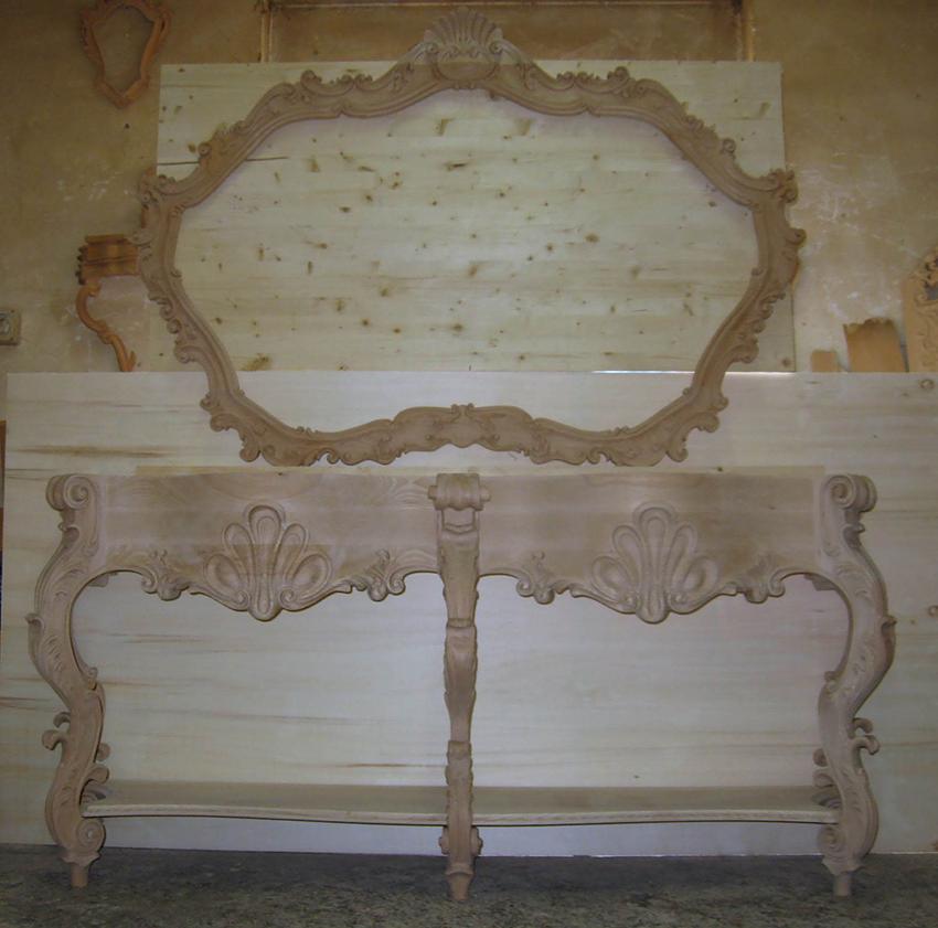 consolle e specchiere - arredoinstile by balzanelli mobili ... - Arredo Bagno Bovolone
